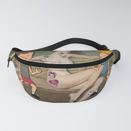 Tedious Friends Fanny Pack
