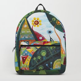 Snail Backpack