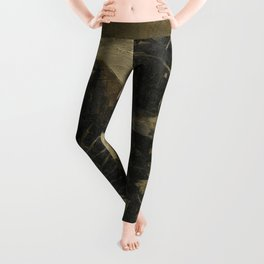 Vincent van Gogh - Boots Leggings