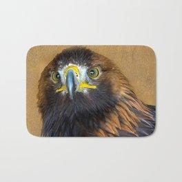 Scottish Golden Eagle Bath Mat