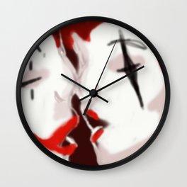 Harlequin Romance Wall Clock