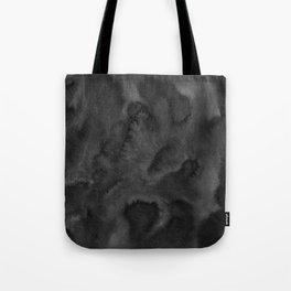 Black Ink Art No 1 Tote Bag