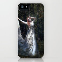 Songs of the Moon iPhone Case