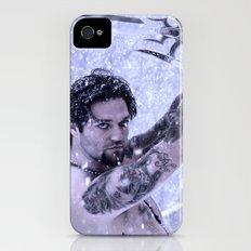 Bam Bam the Snow Warrior iPhone (4, 4s) Slim Case