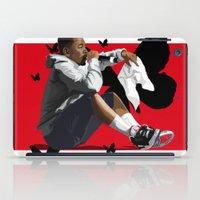 kendrick lamar iPad Cases featuring Kendrick Lamar by MikeHanz