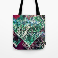 Natures heartbeat Tote Bag