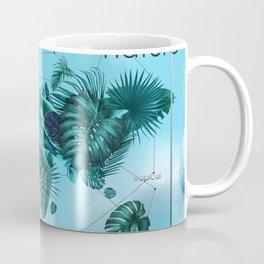 world map-world of nature 3 Coffee Mug