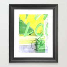 summerlovin' Framed Art Print