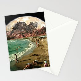 Uncharted Merriment Stationery Cards