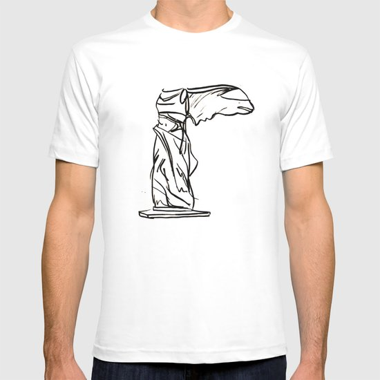 winged victory T-shirt