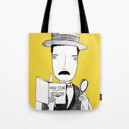 Sherlock Jr. Tote Bag