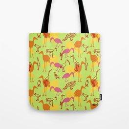 Feathered Flocks - Gaggle Tote Bag