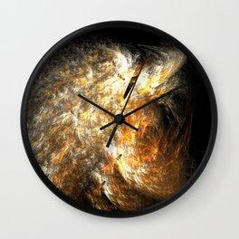 Chaotic Sence   (A7 B0184) Wall Clock