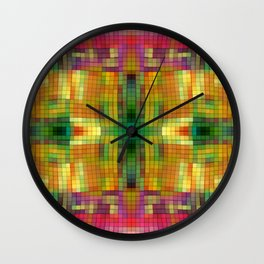 Borrasca Wall Clock