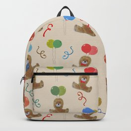 Teddy and Balloons Backpack