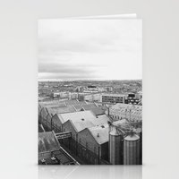 dublin Stationery Cards featuring Dublin  by Thomas Peham