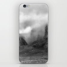 Old Man of Storr on the Isle of Skye iPhone & iPod Skin