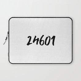 24601 - Les Miserables Laptop Sleeve