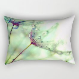 Wish With All Your Heart Rectangular Pillow