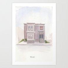 005. Art Print