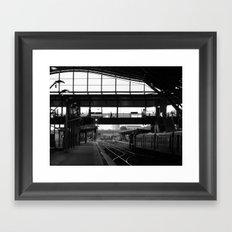 Southern Cross Framed Art Print