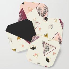 Rhombus&Palms #society6 #decor #buyart Coaster