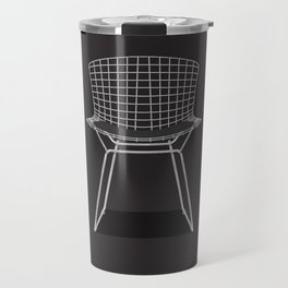 Bertoia Side Chair - Harry Bertoia Travel Mug