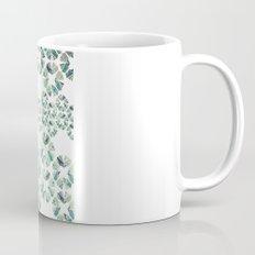Glass Lace Mug