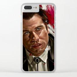 Vincent Clear iPhone Case