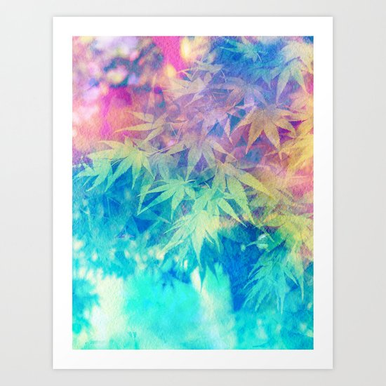 Spring is in the Air 15 Art Print