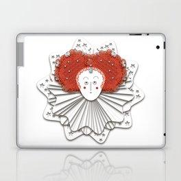 Pretty Girl Laptop & iPad Skin