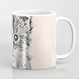 Impressive Animal - Baby Cat Coffee Mug