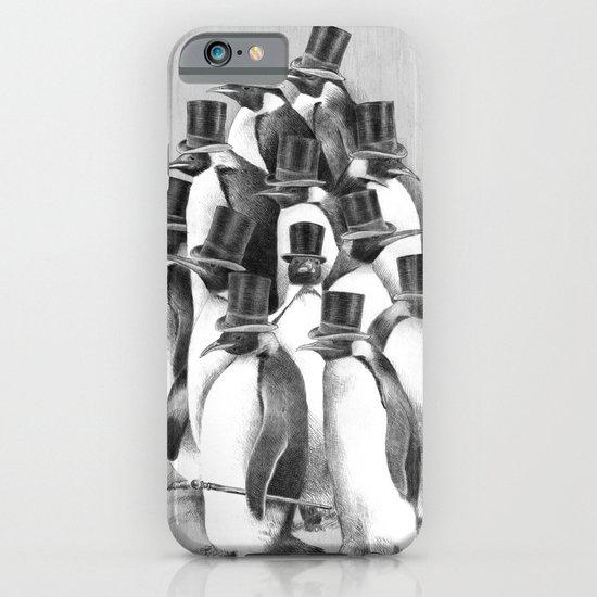 A Gathering of Gentlemen iPhone & iPod Case