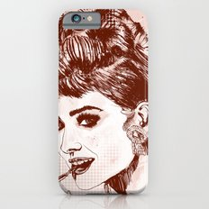 Love for Audrey iPhone 6s Slim Case