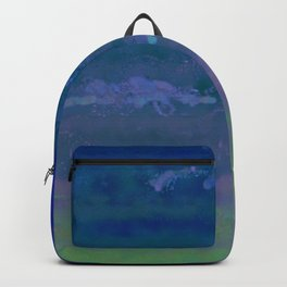 Blue Blizzard Backpack