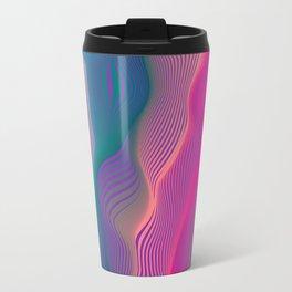 Colors bubbles Travel Mug