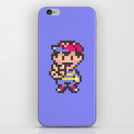 Ness (Peace) - Earthbound / Mother 2 iPhone Skin