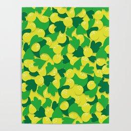 yellow world! Poster