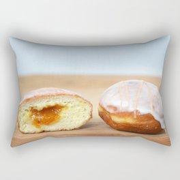 Jelly Donut Rectangular Pillow