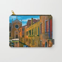 Italy. Venice motorway Carry-All Pouch