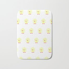 Chick-a-dees Bath Mat