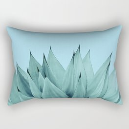 Agave Vibes #6 #tropical #decor #art #society6 Rectangular Pillow