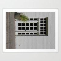 Secret Garden - 1 Art Print