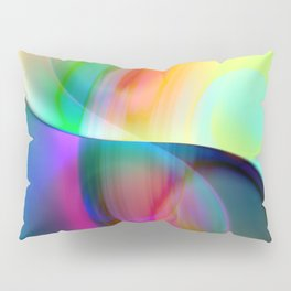 color whirl -30- Pillow Sham