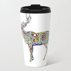 Third Eye Deer Travel Mug