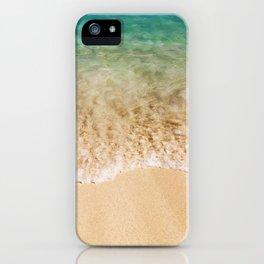 Surf & Sand iPhone Case