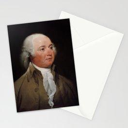 President John Adams Stationery Cards