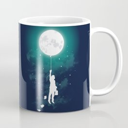 Burn the midnight oil Coffee Mug