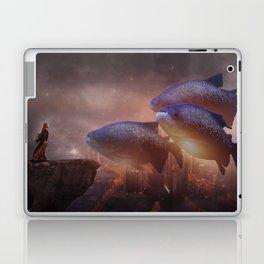 The Queen of Fish by GEN Z Laptop & iPad Skin