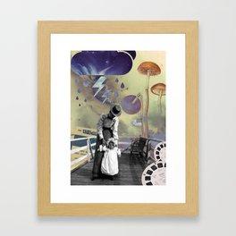 Solar Boulevard Framed Art Print
